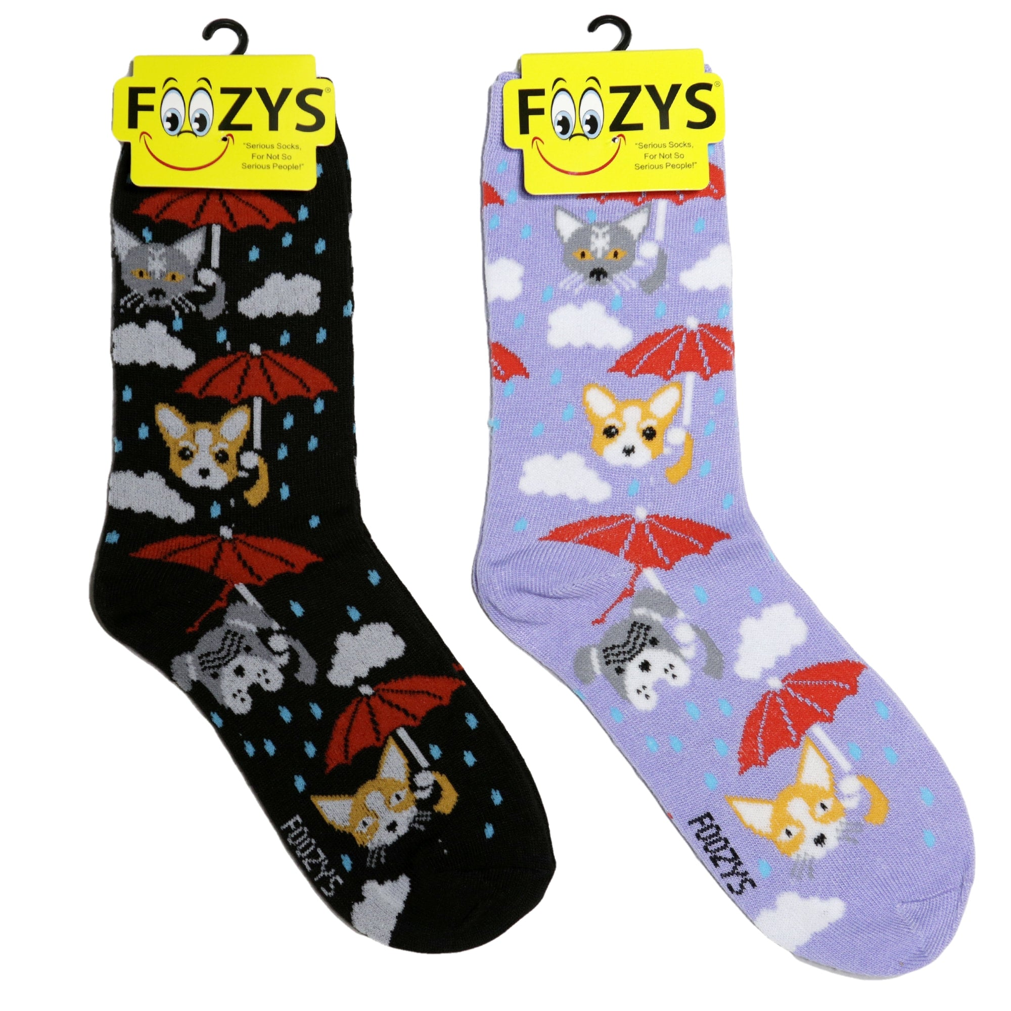 Foozys - FC-113: Raining Cats & Dogs