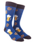 Foot Traffic - MEN'S BEER AND PRETZEL SOCKS