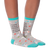 K Bell - Women's Mixed Drinks Crew Socks