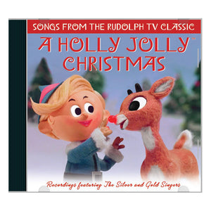 Rudolph the Red-Nosed Reindeer CD