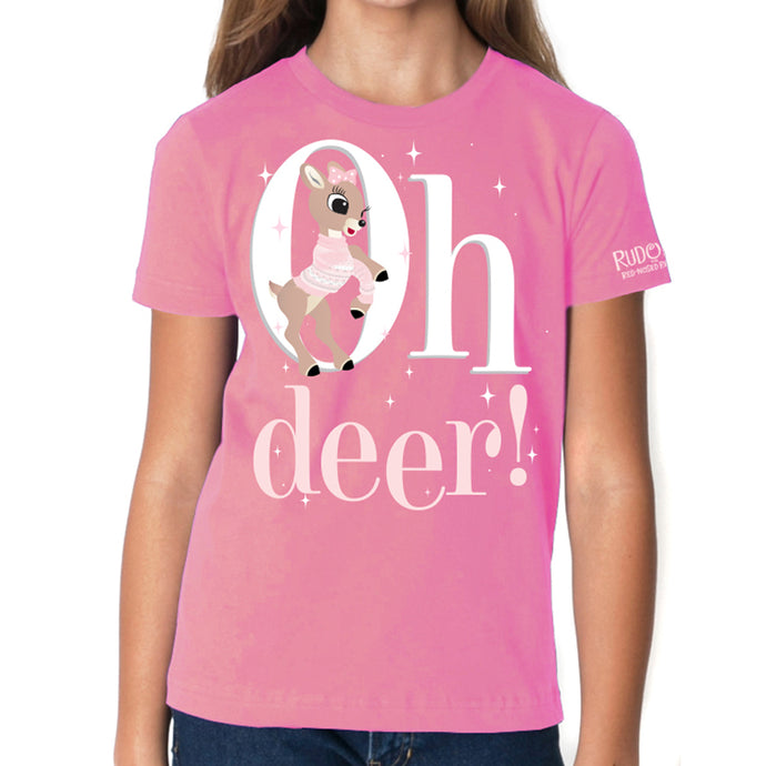 Youth Oh Deer Shirt