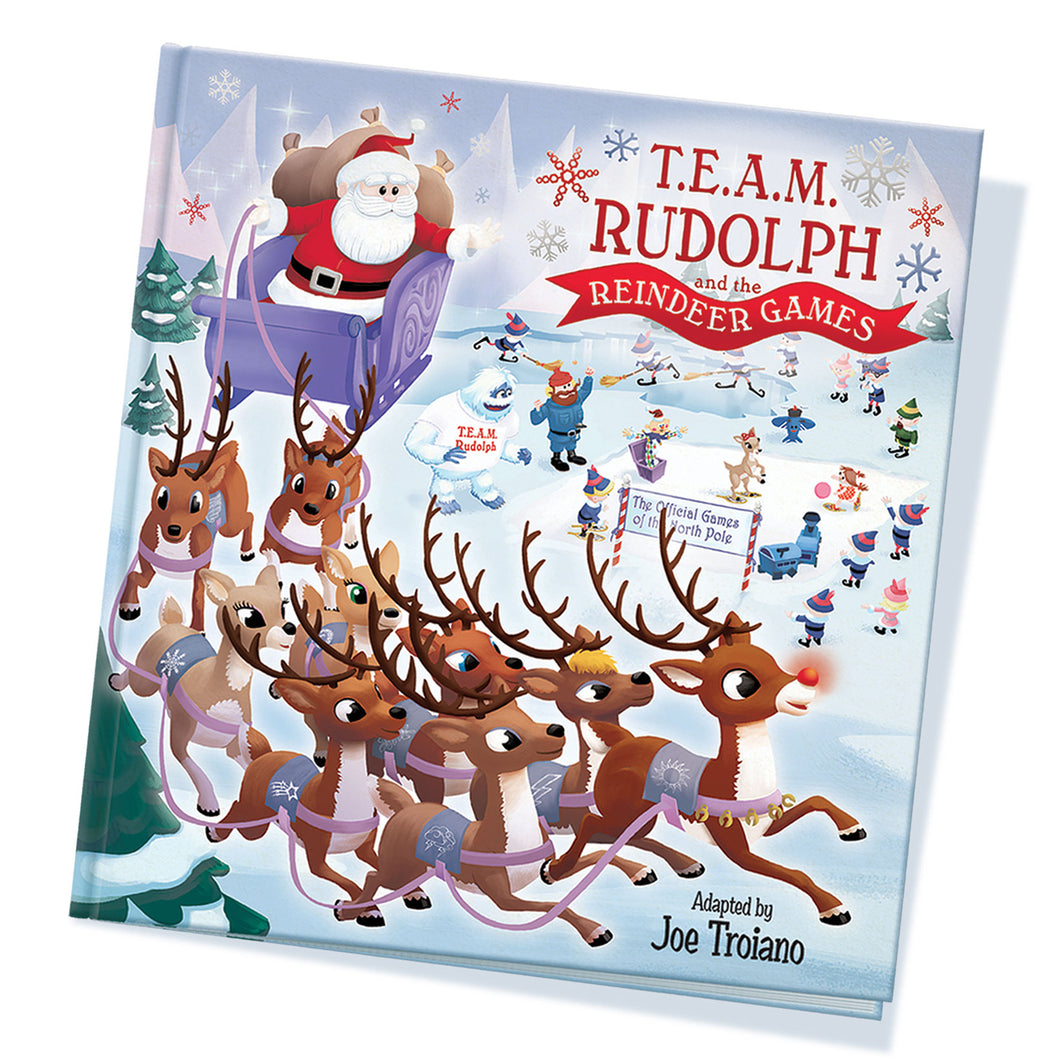 T.E.A.M Rudolph and the Reindeer Games
