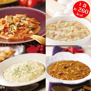 MICRODIET Risotto & Pasta Meal Pack