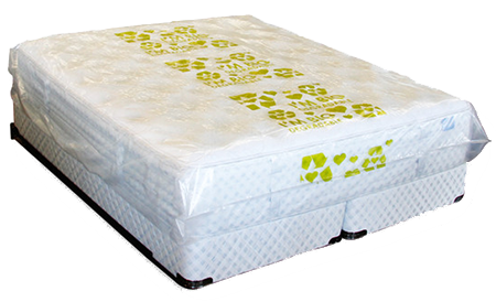 Eco Mattress Bags protect your mattress from Beg Bugs