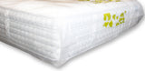 Eco Mattress Bag to Protect Your Bed from Bed Bugs. Extra Wide Side Gusetts for easy loading and sealing