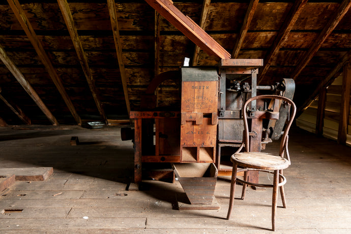 Attic Machinery