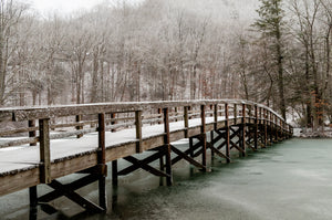 Bridge Over Ice