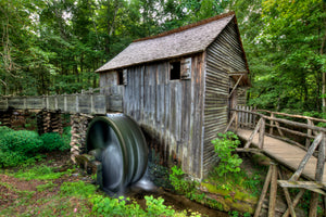 Cable's Grist Mill