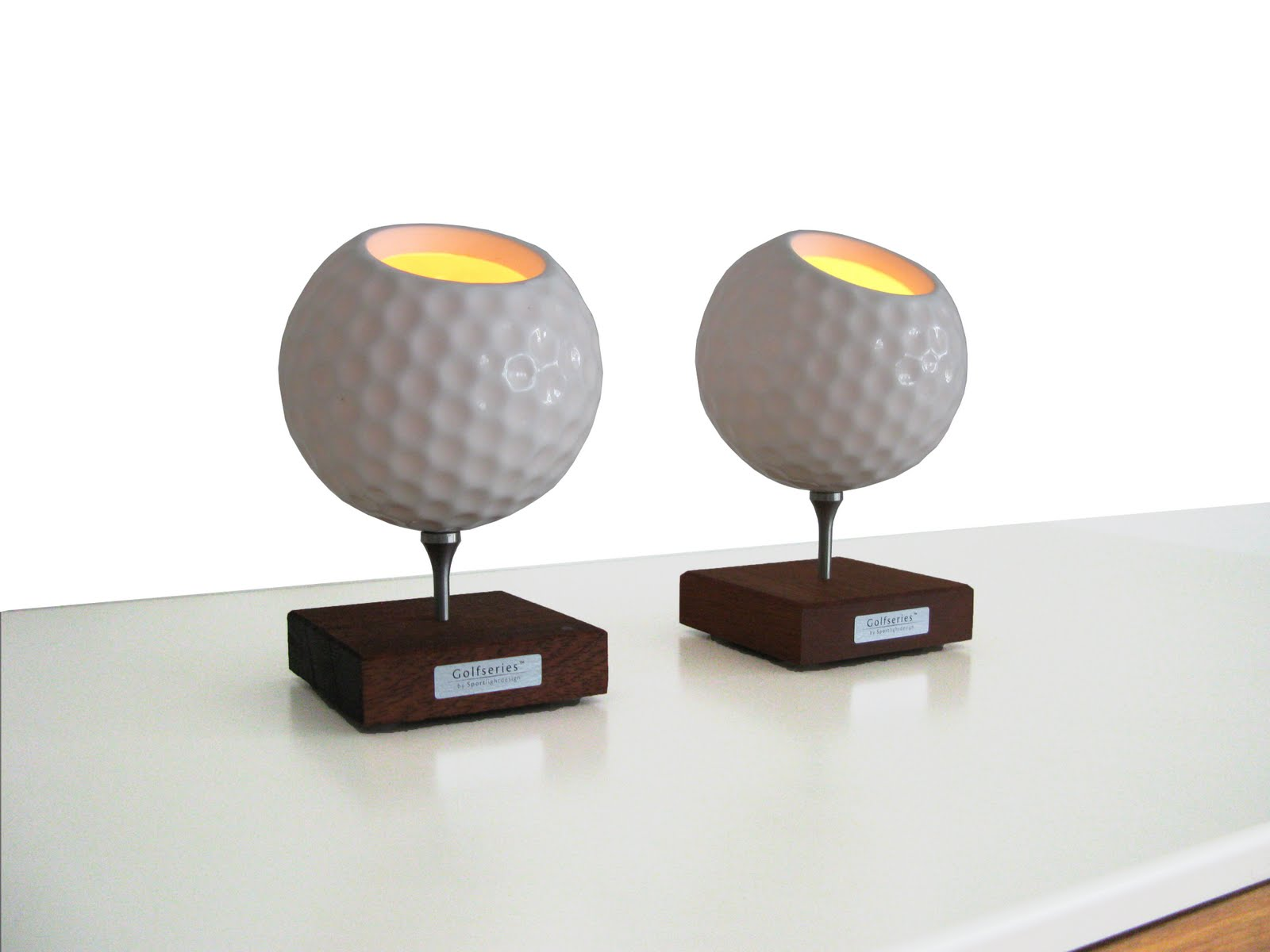 The Golf Living Light, 1 piece