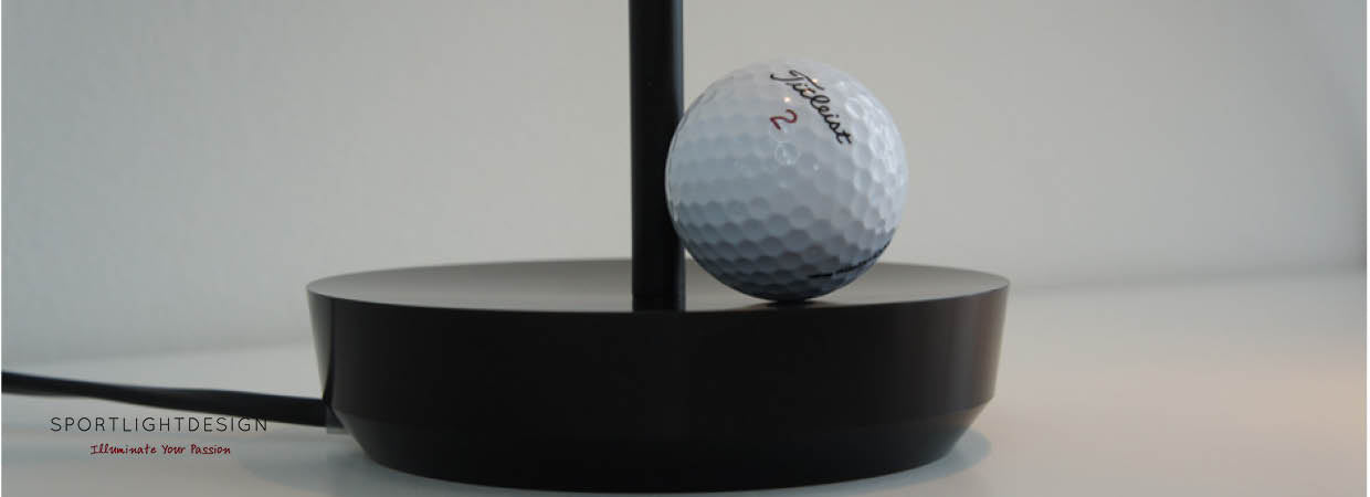 Golf Table Light - black edition