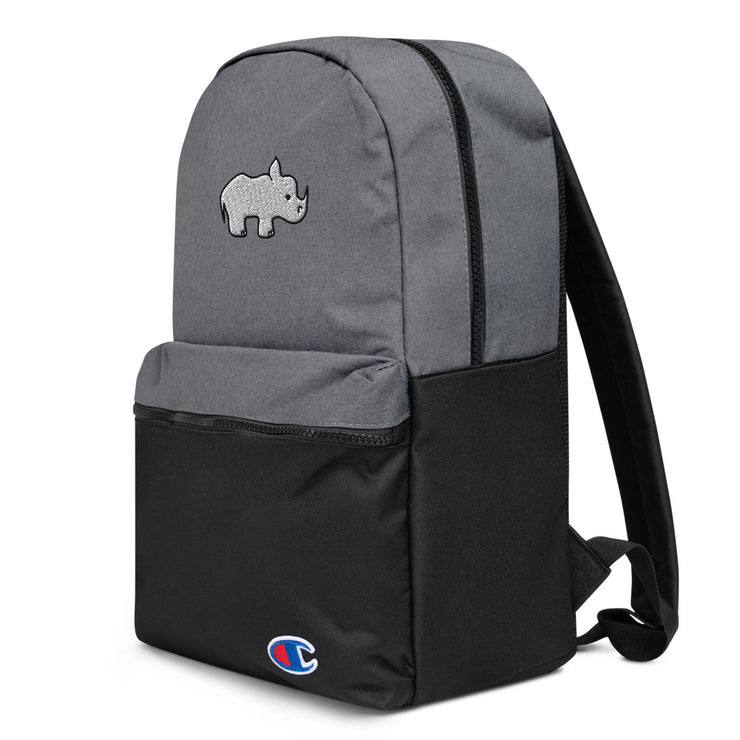 Champion x Cozy Rhino Backpack - CozyRhino