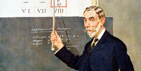 William Ramsay Neon Inventor