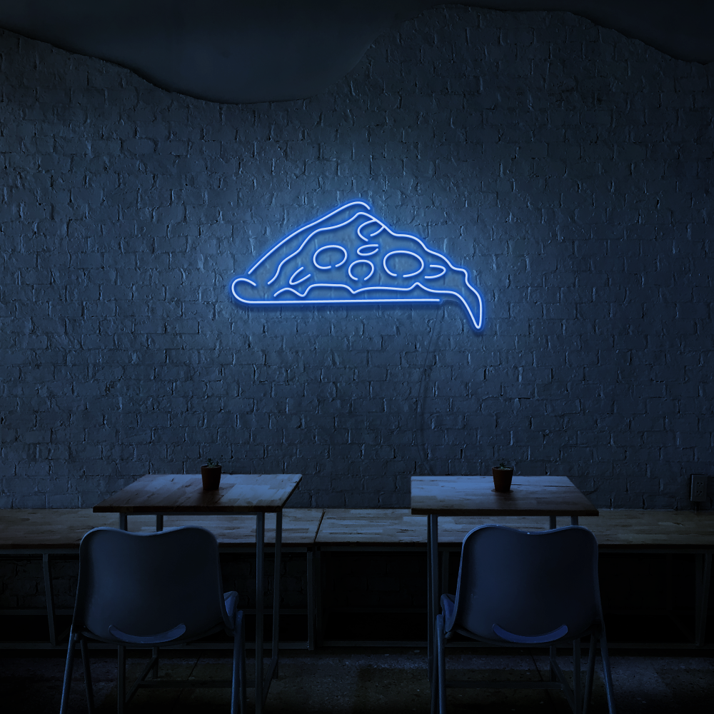 Pizza - Neon Sign