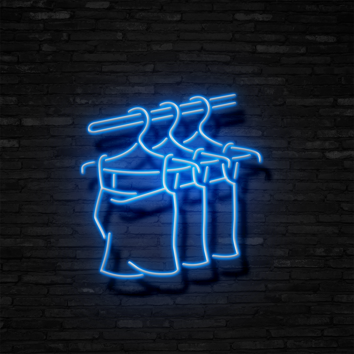 Showroom - Neon Sign