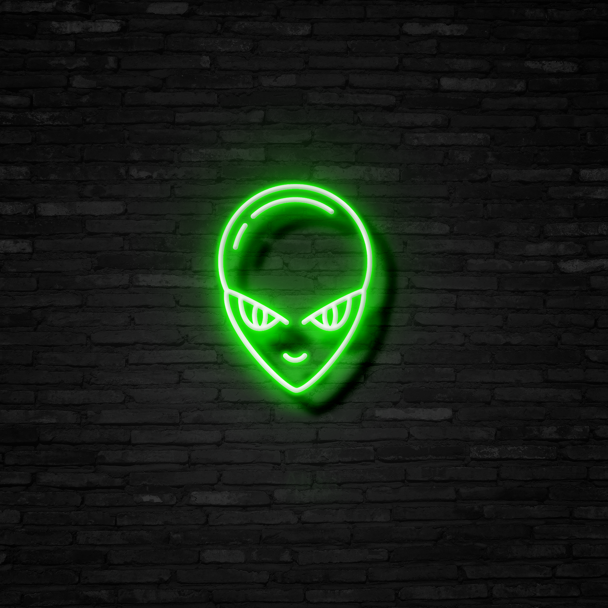 Star Wars Alien - Neon Sign