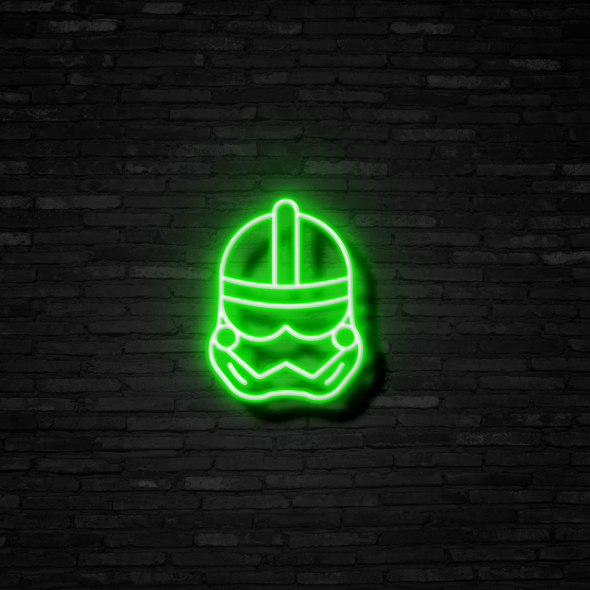Star Wars Scout Trooper - Neon Sign