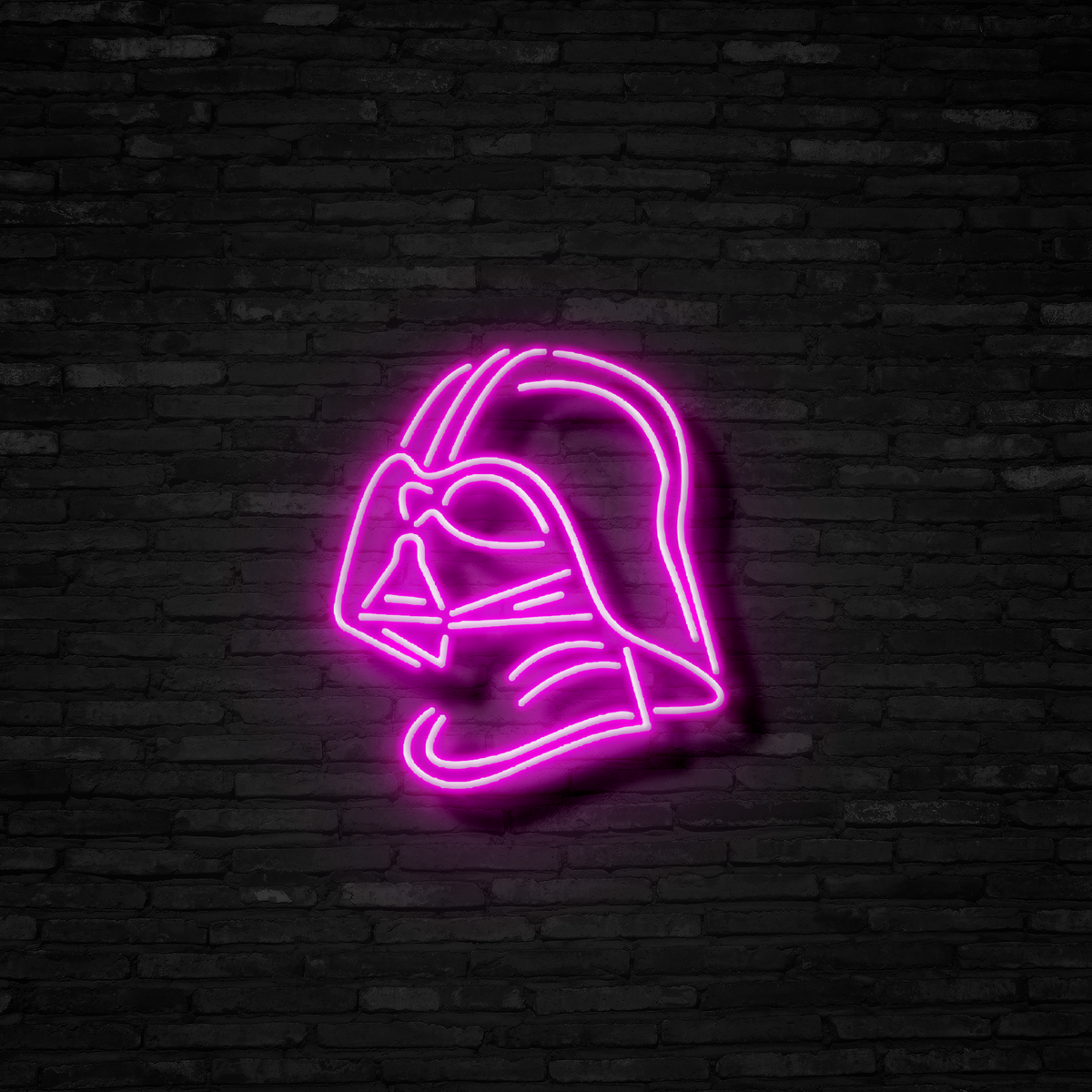 Star Wars Darth Vader - Neon Sign