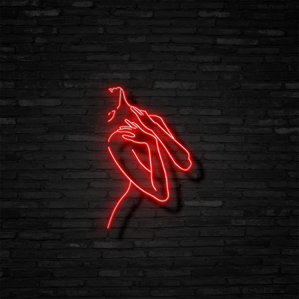 Shower - Neon Sign