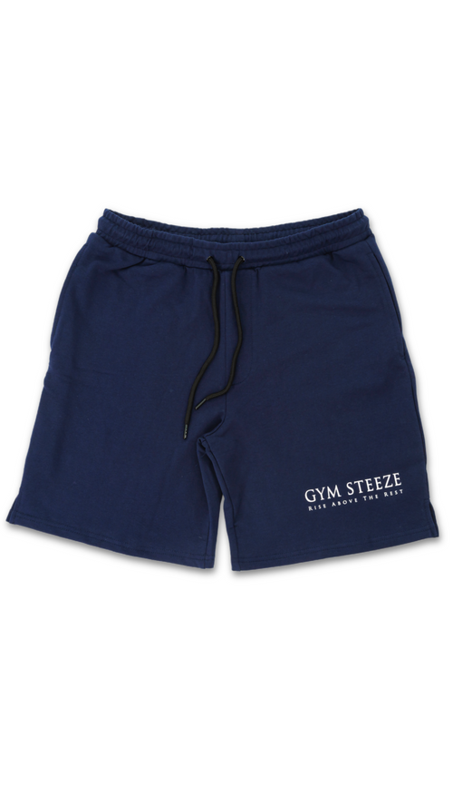 9. V2 TRACK SHORTS - NAVY (NEW IN)