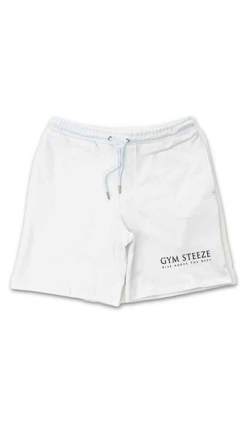 9. V2 TRACK SHORTS - WHITE (NEW IN)