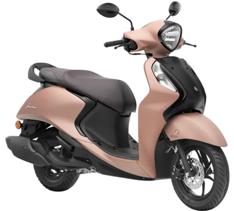 Scooter Tactical Camoaign Fascino 125 FI