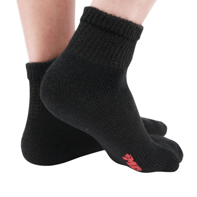 MD Polyester Loose Ankle Socks Cushion Circulatory
