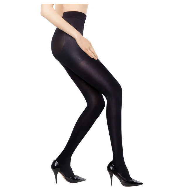 MD 15-20mmHg Warm Thick Comfy Compression Pantyhose
