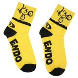 LIN Tour de France CoolMax Cycling Socks Climbing