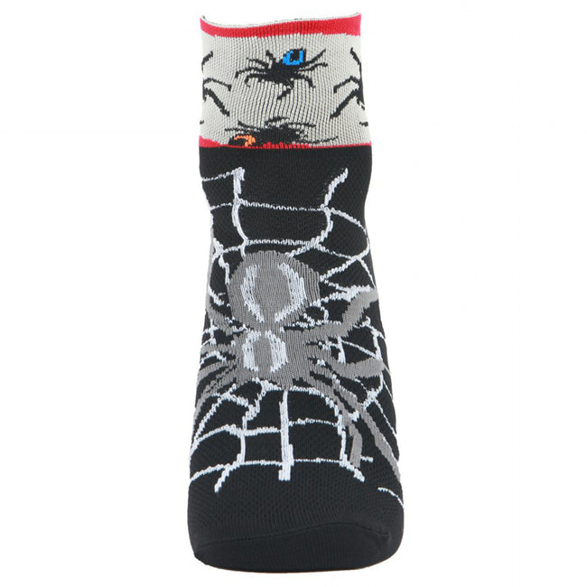 LIN Gym Training Cycling Socks Spider