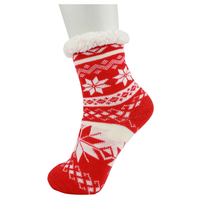 AAS Wool Fleece-lined Socks Christmas Gifts