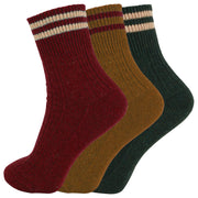 AAS Fun Colorful Wool Knitting Socks Christmas Gifts