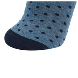 AAS Cotton Fashion Dot Crew Dress Socks