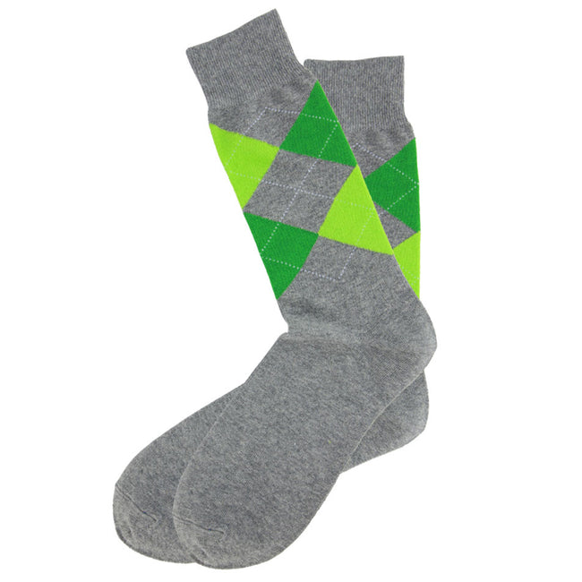 AAS Cotton Classic Argyle Dress Socks