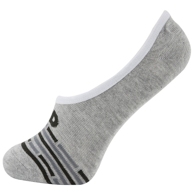 MD Bamboo No Show Moisture Wicking Liner Invisible Socks