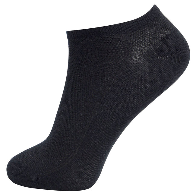 MD Bamboo Low-Cut Socks Moisture Wicking Odor Control