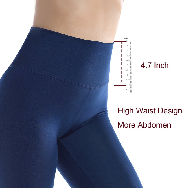 Women's High Waist Yoga Panty Target Firm Control Shapewear Compression Slimming Leggings