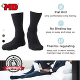 MD Breathable Bamboo Ankle Socks Absorbing Sweat