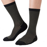 MD Design Bamboo Crew Dress Socks Cushioned