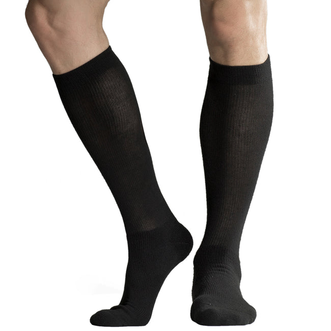 MD 15-20mmHg Coolmax Compression Knee High Socks