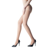 MD 20-30 mmHg Compression Pantyhose Surgery Recovery Opaque