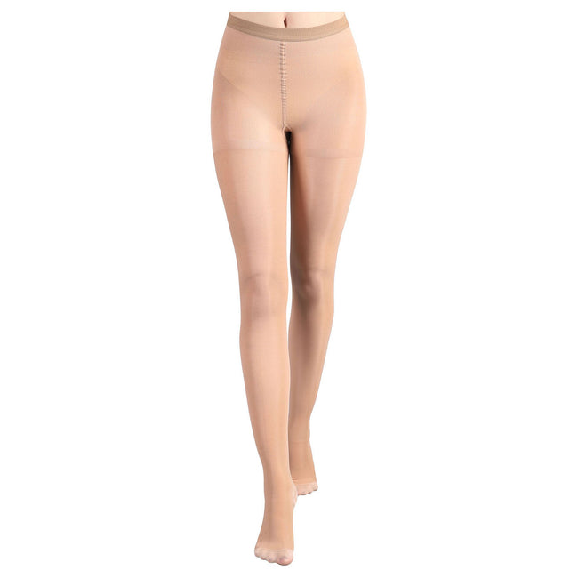 MD 20-30 mmHg Compression Therapy Pantyhose Medical Quality