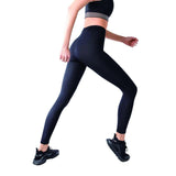 Womens Shapewear Legging Tight Tummy Hips and Thigh Medium Control Shaper Yoga Pant