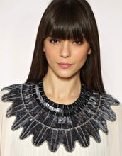 Load image into Gallery viewer, Coco Sequinned Capelet