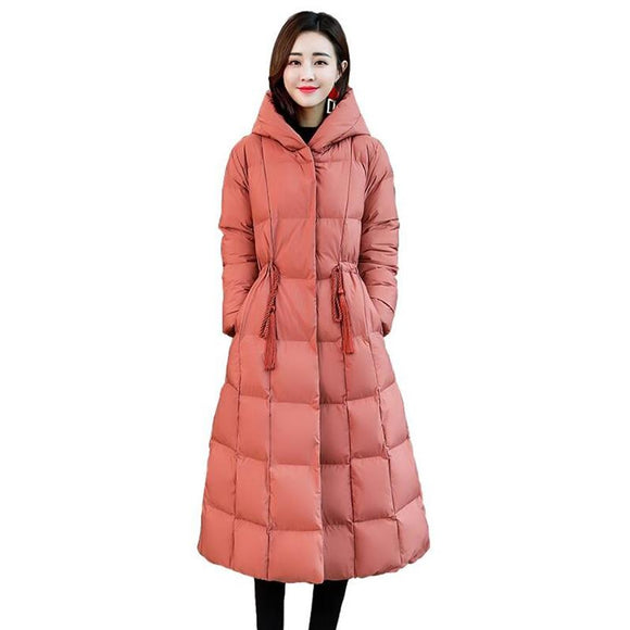 2019 Winter Down Jacket Women