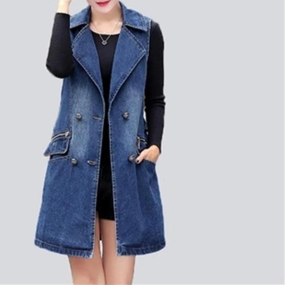 Spring Fall New Fashion Vest