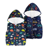 Autumn Winter Kids Boys Vest