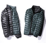 Autumn Winter Men Down Jacket