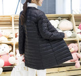 Woman Spring Padded Warm Coat