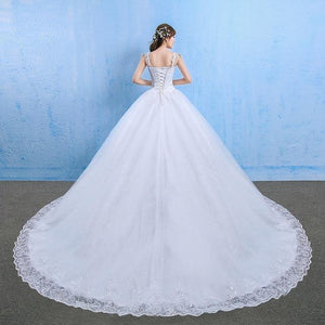 Luxury Wedding Dress 2019