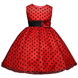 Baby Girl Polka Dots Dress